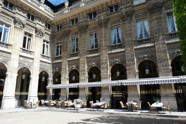 Cafe Palais Royal Paris
