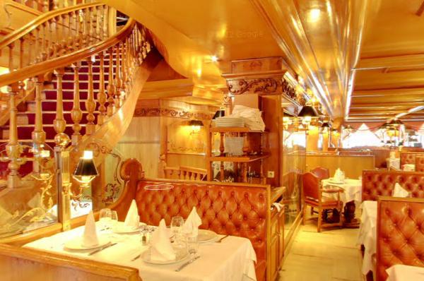 Brasserie dab paris - Restaurant fruit de mer porte maillot ...