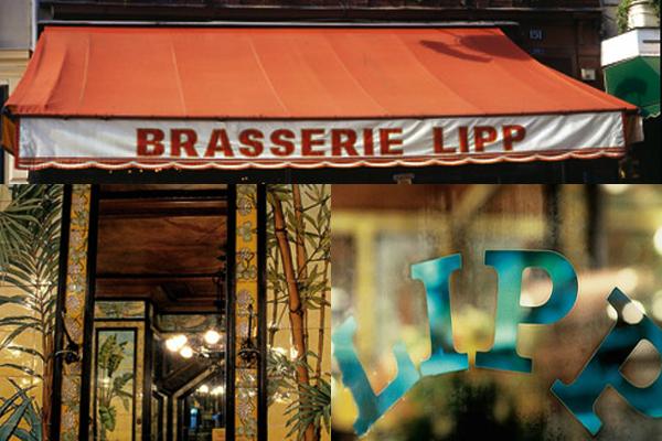 Brasserie Lipp Paris