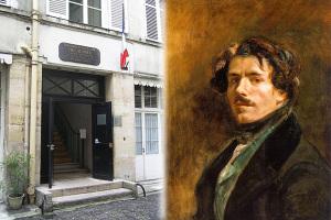 Eugene Delacroix Museum, Paris
