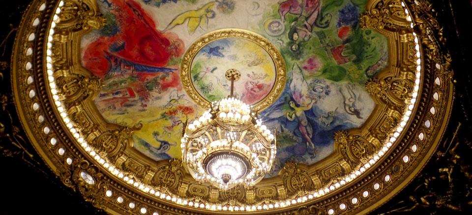 Palais Garnier inside