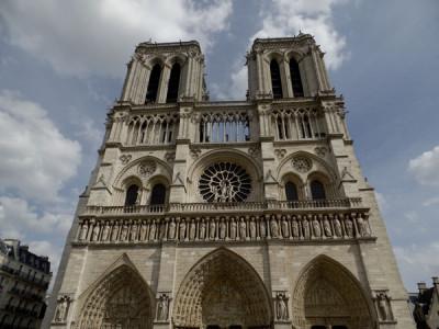 Notre dame de Paris chruch