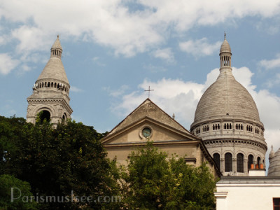 Sacre Coeur de Paris