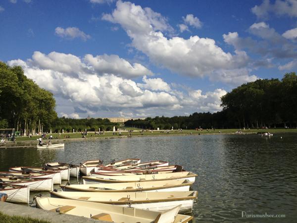 Versailles Lake